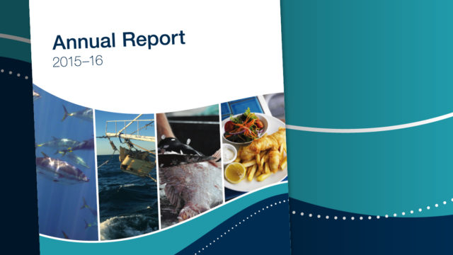 Australian Fisheries Management Authority 2015-16 Annual Report