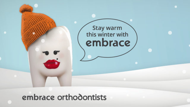 Embrace Orthodontists Stay Warm this winter
