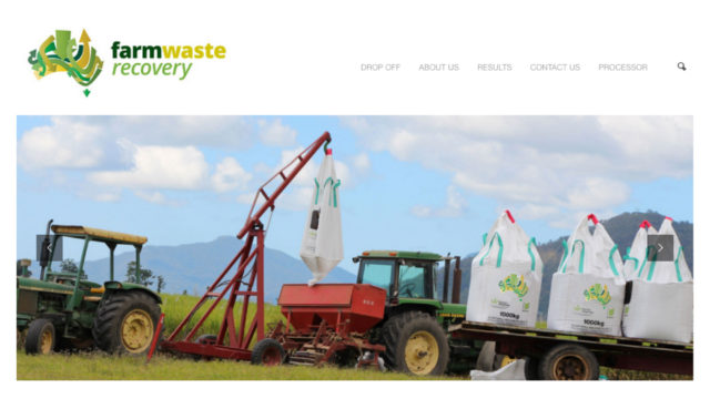 Farm Waste Recovery Website